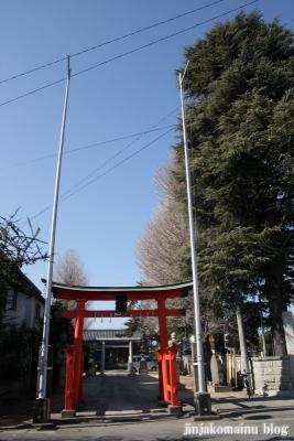 香取神社(春日部市八丁目)1
