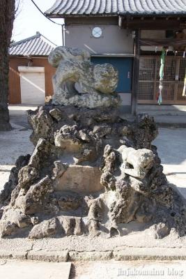香取神社(春日部市八丁目)17