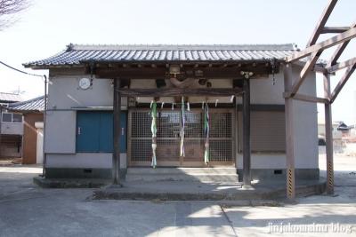 香取神社(春日部市八丁目)7