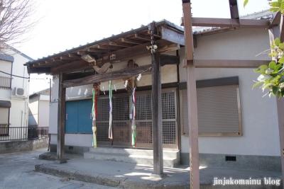 香取神社(春日部市八丁目)9