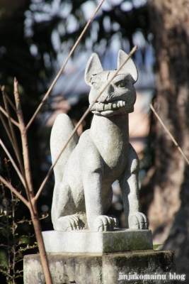 碇神社(春日部市粕壁東)3