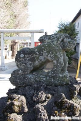 香取神社(春日部市八丁目)19