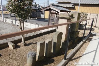 香取神社(春日部市大沼)10