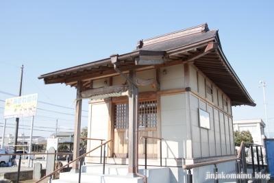 香取神社(春日部市大沼)11