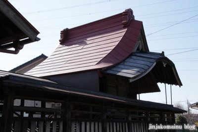 神明社(春日部市谷原新田)8