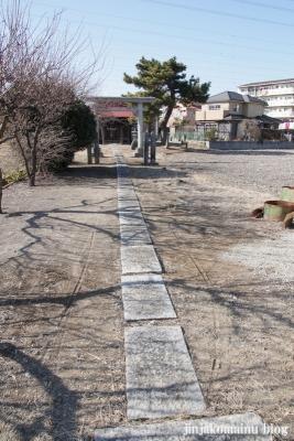 神明社(春日部市谷原新田)1
