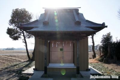 香取神社(春日部市上大増新田)8