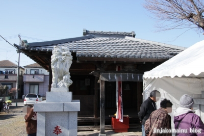 神明神社(春日部市増戸)4