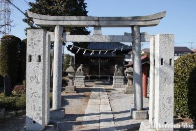 香取神社(春日部市増富)2
