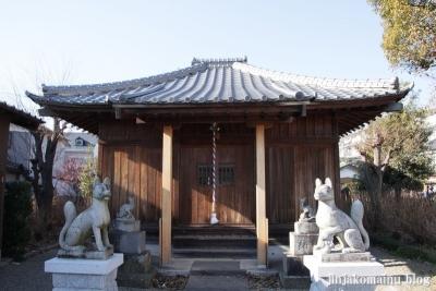 稲荷神社(春日部市上蛭田)10