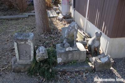 稲荷神社(春日部市上蛭田)13