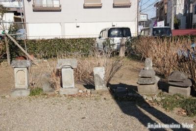 稲荷神社(春日部市上蛭田)14