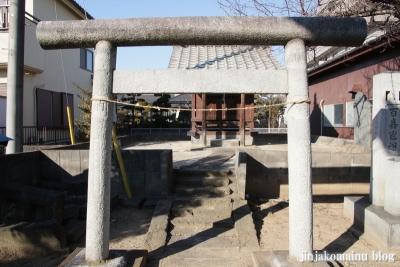 八幡神社(春日部市南中曽根)2