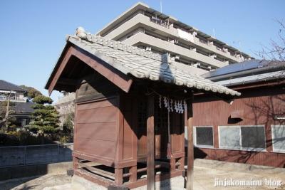 八幡神社(春日部市南中曽根)5