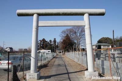 香取神社(春日部市南中曽根)3