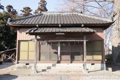 香取神社(春日部市南中曽根)10