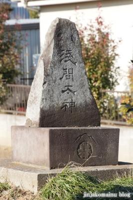 神明社(春日部市南中曾根)4
