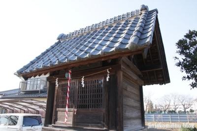 神明社(春日部市南中曾根)3