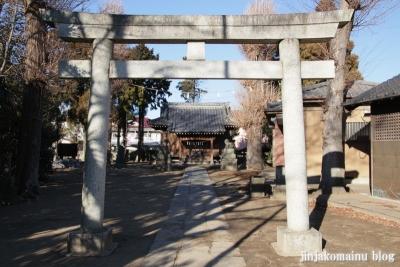 八幡神社(春日部市南)4