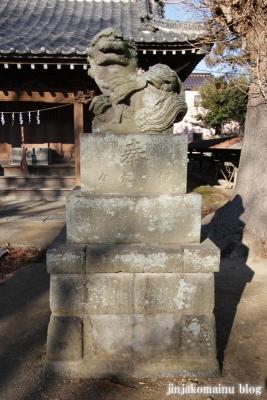 八幡神社(春日部市南)16