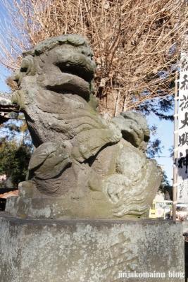 八幡神社(春日部市南)17