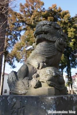 八幡神社(春日部市南)21