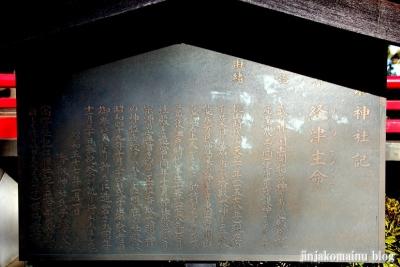 藤塚香取神社(春日部市藤塚)11