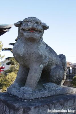 藤塚香取神社(春日部市藤塚)21