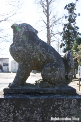 藤塚香取神社(春日部市藤塚)26