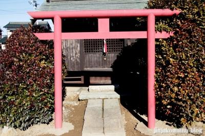 稲荷神社(春日部市備後東)2