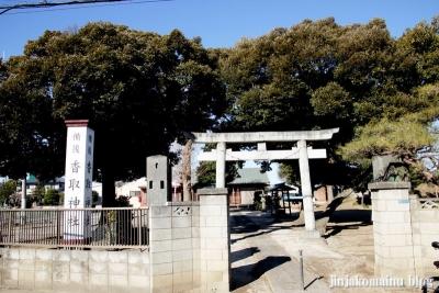 香取神社(春日部市備後東)1