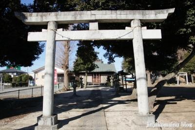 香取神社(春日部市備後東)2