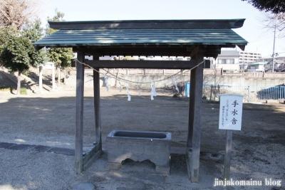 香取神社(春日部市備後東)3