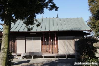 香取神社(春日部市備後東)4