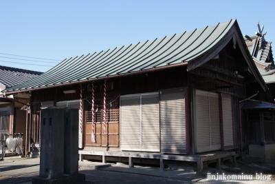 香取神社(春日部市備後東)5