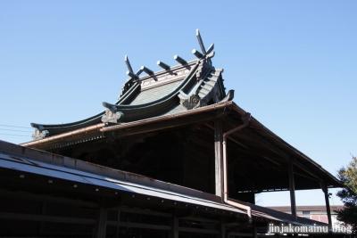 香取神社(春日部市備後東)6