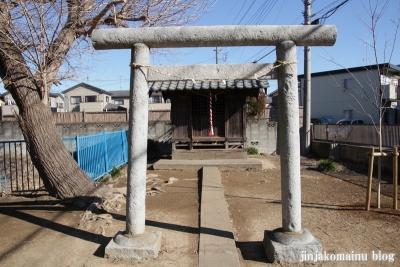 香取神社(春日部市備後東)10