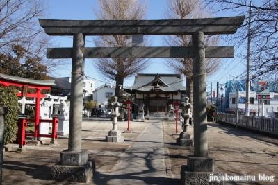 一ノ割香取神社(春日部市一ノ割)5