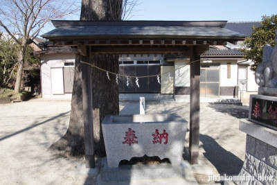一ノ割香取神社(春日部市一ノ割)6