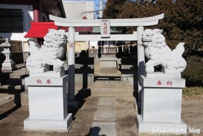 一ノ割香取神社(春日部市一ノ割)18