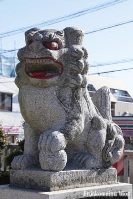一ノ割香取神社(春日部市一ノ割)8
