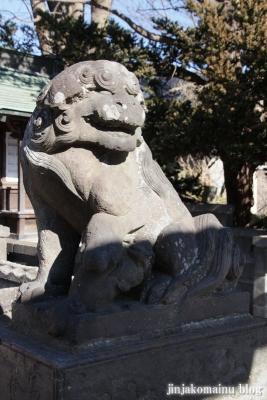 一ノ割香取神社(春日部市一ノ割)25