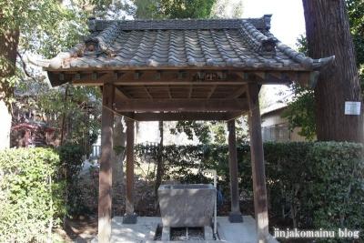 稲荷神社(春日部市備後西)5