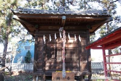 稲荷神社(春日部市備後西)15