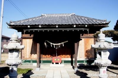 中野神社(春日部市武里中野)7