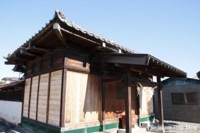中野神社(春日部市武里中野)8