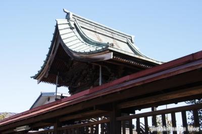 中野神社(春日部市武里中野)9
