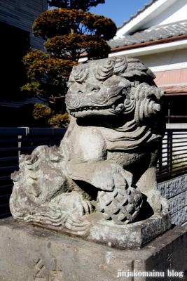 中野神社(春日部市武里中野)18