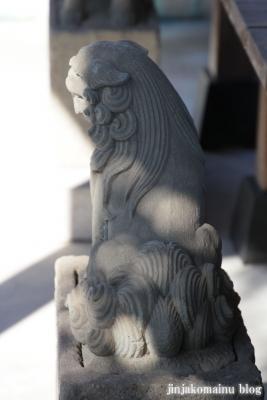 香取神社(春日部市薄谷)9