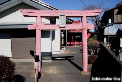水神社(春日部市谷原新田)2